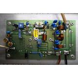 Amplificador Rf Montada Fm 70w A 175w (sem Transistor)