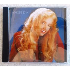 Cd Angélica 1990 - Colecionador Trilhas & Afins