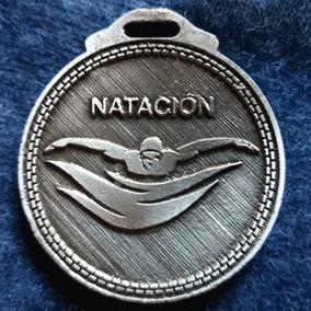 Medalla De Natación 40mm Fabricamos Su Medalla X300