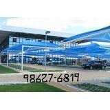 Fabrica Coberturas Para Estacionamentos, Lava Rapido, Toldo
