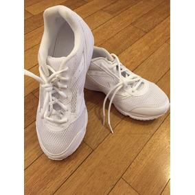 Tênis Mizuno Feminino Branco Tam. 37,5 Comprado No Japão!