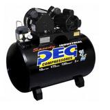 Compressor Peg De Ar 10 Pés 100 Litros 127/220v Mono