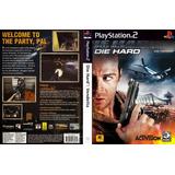 Die Hard - Duro De Matar - Bruce Willians - Playstation 2 -