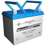 Bateria 12 Voltios 55 Amperios Energia Solar O Ups