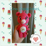 Osito Cariñoso Amigurumi Regalo Crochet Souvenirs