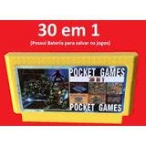30 Em 1 Nintendinho Famicom Fc Nes Polystation Dynavision