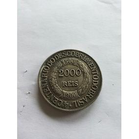 Moeda 2.000 Reis 400 Anos Descobrimento