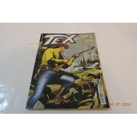 Revista Tex Coleção Nº 460 Morte Na Nevoa