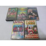 Los Lamas Cassettes Originales Lote X 5