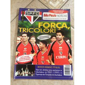 Revista São Paulo Notícias 97 Luiz Mattar Zetti Raí