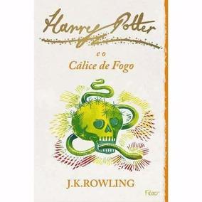 Livro 4 Harry Potter E O Cálice De Fogo - Preço Baixo!