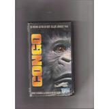 Vhs Congo, Dylan Walsh - Aventura - Legendado 1995