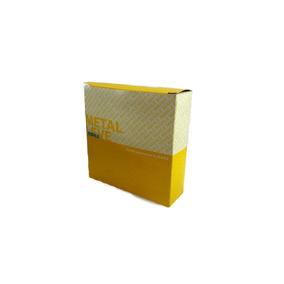 Anéis Motor Clio Scenic Megane Kangoo 1.6 16v Metal Leve Jg