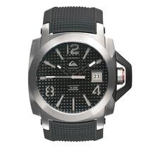 Relógio Masculino Quiksilver Luma Silver