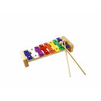 Xilofone Stagg Infantil C/8 Notas Colorido