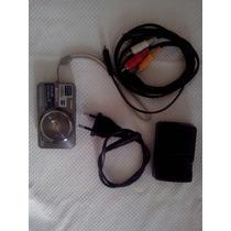Câmera Digital Sony Cyber-shot Dsc-w570 16.1mp, Filma Em Hd