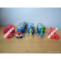 Figuras Intensamente Huevo Tipo Kinder Precio X Figura Dy44