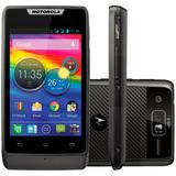 Motorola Xt918 Razr D1 Dual Chip Preto Tv 5mp 3g I Vitrine