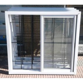 Ventana de aluminio 80x80 aberturas ventanas de aluminio for Ventanas de aluminio precios argentina