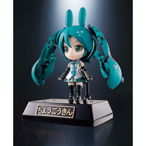 Chogokin Hatsune Miku/rody Vocaloid Bandai Figura