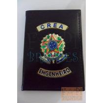 Porta Funcional Crea Engenheiro Civil Engenharia Brasão P37p