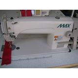 Maquina De Coser Sencilla Costura Recta Marca Max