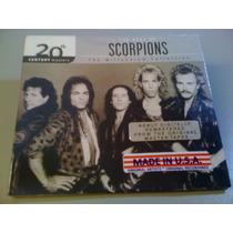 Scorpions The Best Of Scorpions.(cd Lacrado/made Usa) Remast