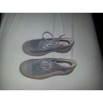 Zapatos Comk Nuevos Talla 37 Marca Newbird Color Oliva Y Mar