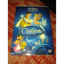 Dvd La Cenicienta Edicion Especial Nuevo
