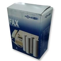 Caja De Papel Fax Fonefax Papel De Alta Sensibilidad