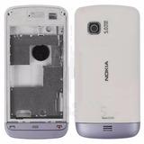 Carcasa Nokia C5-03 C/tapa De Bateria Color Blanco