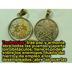 7 Potencias, Tetragramaton Talizmán 3 Metales
