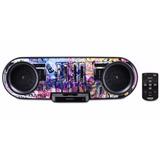 Radiograbadora Sony,ipod 75 W Marca Sony Rdh-sk8ip *ort