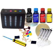 Bulk Ink Hp - Advantage 4615, 4625, 5525 Serie Luxo