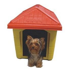Casinha Plastica Estilo Europeu Para Cachorros N.1