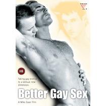 Better Gay Sex Dvd Importado Region 0