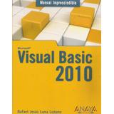Microsoft Visual Basic 2010 - Manual Imprescindible (nuevo)