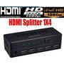 Splitter Hdmi 1x4 Versión 1,4a Full 3d 60hz