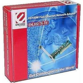 Placa De Red Encore- Advantek Pci 10/100 Enl-832 Oferta