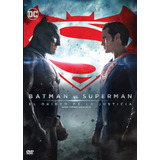 Dvd Batman Vs Superman Super Estreno Nueva Original Unica