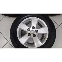 Jogo Rodas Dodge Journey Aro 17 5x127 Com Pneus