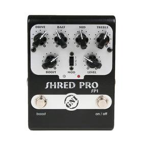 Pedal De Guitarra Nig - Shred Pro Sp1 - Com Nota Fiscal