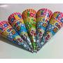 20 Cones De Jujubas