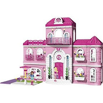Juguete Mega Bloks Barbie Build \\