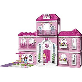 Juguete Mega Bloks Barbie Build \\