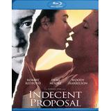 Blu-ray Indecent Proposal / Propuesta Indecente