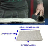 Lã Cerâmica Para Escapamento De Moto, Superior A Lã De Vidro