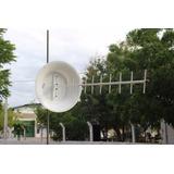 Kit Antena Para Celular Rural 24dbi 900mhz