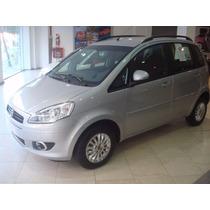 Fiat Idea - Anticipo $50.000 Y Cuotas - Financia Sin Interes