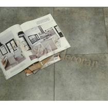 Ceramica Piso Simil Cemento Alisado- 35x35-1º Calidad-oferta